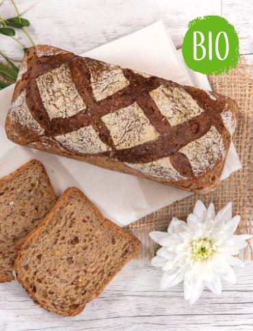 Recette du pain Diabemix BIO